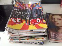 57 Fashion -Style,Stella and Matches Magazines