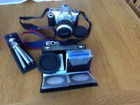 CANON EOS 300 CAMERA plus accessories