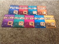 Friends series 1-9 in excellent condition £20