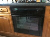 Used diplomat gas cooker ,hob and extractor