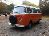 VW Camper Type 2 Westfalia