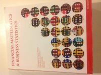 Financial Mathmatics & Business Studies City Uni BS1003