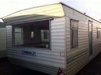 Willerby Herald FREE DELIVERY 30x10 2bedrooms static caravan Scotlands biggest static caravan dealer