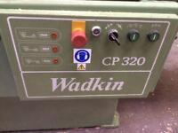 WADKIN CP 320 Panel Saw