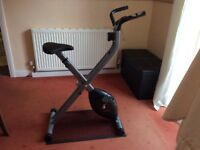 V-fit Folding X-er Cycle plus manual
