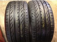 Part worn tyres / A grade tyres variety of sizes available/ top brands