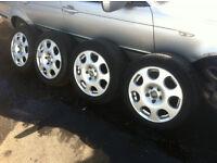 Audi wheels