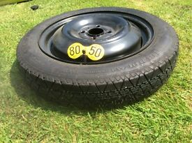 Brand new space saver wheel for rovers