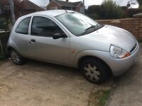 Ford KA 1.2 genuine 59000 miles mot November superb