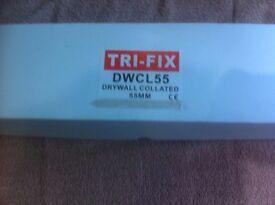 collated screws 55mm x 1000 £10 per box