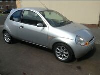 Ford Ka 12 months M.O.T (with no advisories) and full service