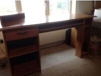Desk used in Home Office in very nice condition