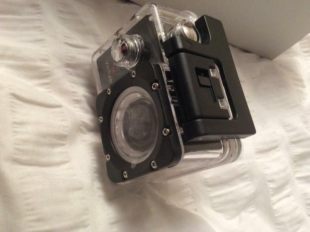 Victure Action Camera 1080P Full HD  Brand New | in Hove, East Sussex |  Gumtree