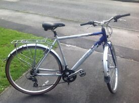 Raleigh p 3000 aluminium road bike bargain £55 ono