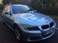 Bmw 318d se estate 2009 alloys keylessgo buy for £20 per week