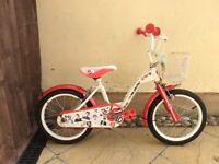 Girls one direction bike