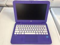 """HP Stream 11-y002na 11.6"""" Intel 2GB 32GB Purple FREE UK DELIVERY #E131623"""