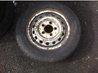 Vw lt van wheels