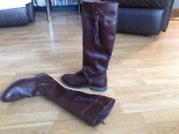 Next brown boots