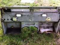 LAND ROVER 90 BULKHEAD FROM COUNTY STATION WAGON 1985