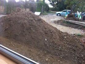 Free Topsoil - Good quality soil, free to a good home!