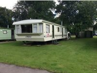Large static caravans fully equipped in Brodie by Forres this will suit workers