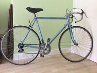 Vintage Peugeot Racing Bike