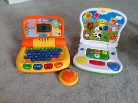 Toddler laptops