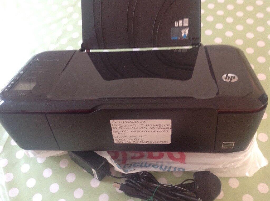 HP A4 Personal Printer