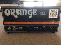 Orange Dark Terror Guitar Amp Head