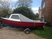 Orkney Coastline 14+ Boat