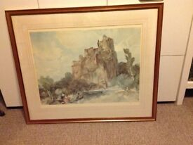 Limited edition print by Sir William Russell Flint
