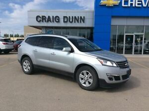 2013 Chevrolet Traverse * LT All Wheel Drive * Local Trade * DVD