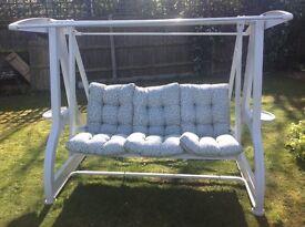 3 Seater Hammock Swing Chair