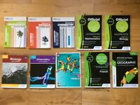 National 5, Higher and Advanced Higher text books. Excellent condition. £5 each/ bundle discount