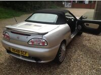 1998 MGF for Spares or Repair