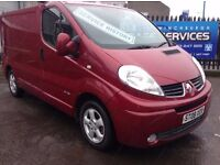 FOR SALE 2008 RENAULT TRAFIC SPORTIVE IN IMMACULATE CONDITION WITH GOOD SERVICE HISTORY *MUST SEE*