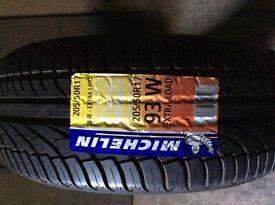205 / 50 R 17 tyre £35
