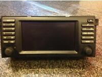 BMW X5 satellite navigation DVD player fit from 2004 to 2006