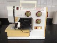 RICCAR SEWING MACHINE 729 ELECTRONIC GOOD WORKING ORDER