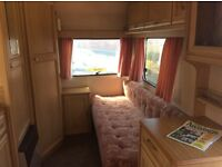 Elddis Wisp 400/4 caravan. Good condition for age, spotless clean interior. reasonable offers