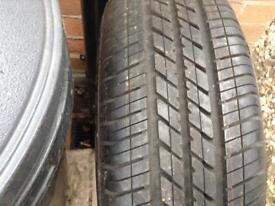 Tyre 195/65/15