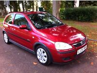 VAUXHALL CORSA 1.2 SXI+ EDITION, 3 DOOR, MANUAL, 1 OWNER, 12 MONTH MOT, FULL HISTORY, HALF LEATHER