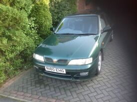Nissan Primera GT 1997 one owner from new in excellent condition for Year.