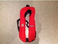 Gael force life jacket in new condition