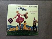 The Sound of Music and The Strauss Family - Original 33RPM