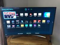 "Samsung 55"" Smart Curved HD TV (UE55H8000)"