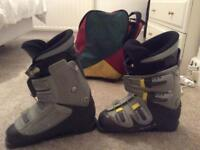 Ski boots by Nordica