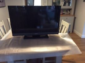 Sony Bravia 22ins television. Excellent condition.