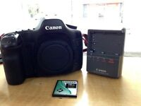 Canon 5D Classic - low milage and in mint condition